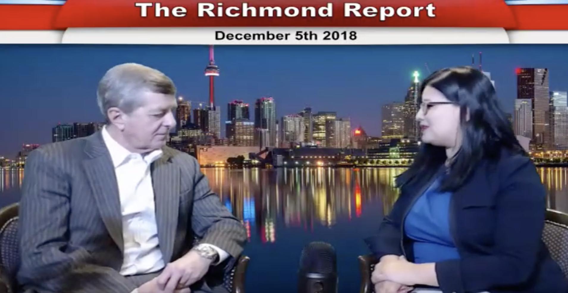 Richmond Club Interview | December 2018