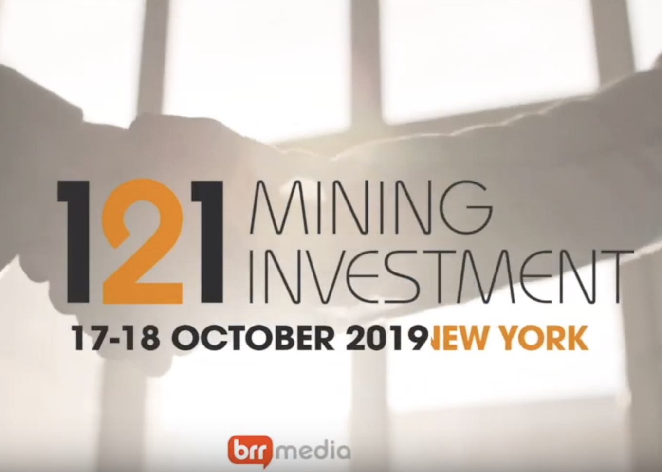 Interview: Brian Wesson, Nordic Gold – 121 Mining Investment New York Autumn 2019